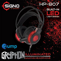 จำหน่าย-ขาย Signo E-Sport HP-807 Gaming Headset (Black)