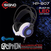 จำหน่าย-ขาย Signo E-Sport HP-807 Gaming Headset (White)