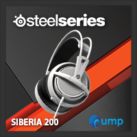 จำหน่าย-ขาย Steelseries Siberia 200 Gaming Headset  (White)