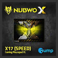 จำหน่าย-ขาย Nubwo X17 Gaming Mouse Pad XL (Speed)