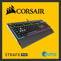 จำหน่าย-ขาย Corsair STRAFE RGB Mechanical Gaming Keyboard — Cherry MX Brown