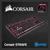 จำหน่าย-ขาย Corsair STRAFE Mechanical Gaming Keyboard — Cherry MX Brown