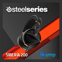 จำหน่าย-ขาย Steelseries Siberia 200 Gaming Headset  (Alchemy Gold)