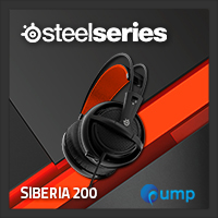 จำหน่าย-ขาย Steelseries Siberia 200 Gaming Headset (Black)