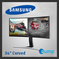 Samsung LS34E790CNS 34inch Curved Monitor
