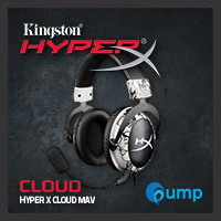 จำหน่าย-ขาย Kingston HyperX Cloud Mav Edition Gaming Headset
