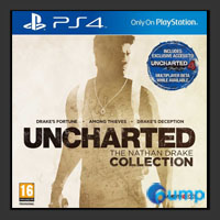 จำหน่าย-ขาย UNCHARTED : The Nathan Drake Collection - [PS4]