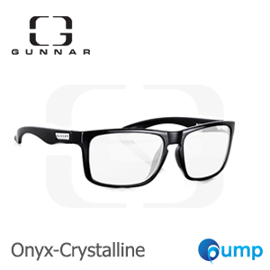 Gunnar Intercept Colors - Onyx Crystalline (สีดำ)