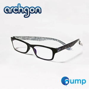 จำหน่าย-ขาย แว่นตา Archgon GL-B101 Anti Blue Light Glasses – New York Mets - Charcoal Grey Color