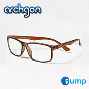 จำหน่าย-ขาย แว่นตา Archgon GL-B104 Anti Blue Light Glasses – Berlin Classic - Brown Color