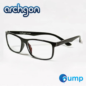 แว่นตา Archgon GL-B104 Anti Blue Light Glasses – Berlin Classic - Black Color