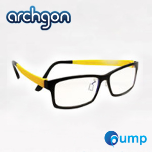 แว่นตา Archgon GL-B107 Anti Blue Light Glasses - Yellow Color