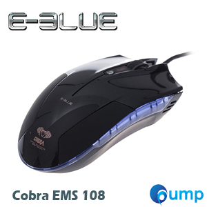 E-Blue Cobra EMS 108 (Black)