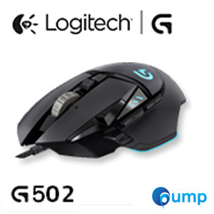 จำหน่าย-ขาย Logitech G502 Proteus Spectrum - RGB Tunable Gaming Mouse