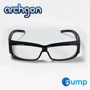 แว่นตา Archgon GL-B301-T Anti Blue Light Wraparound Glasses - เลนส์ใส