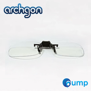 แว่นตา Archgon GL-B201-T Anti Blue Light Clip-on Lens - เลนส์ ใส