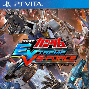 จำหน่าย-ขาย Mobile Suit Gundam:Extreme vs Force - [PSVita]