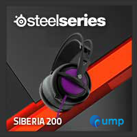 จำหน่าย-ขาย SteelSeries Siberia 200 (Sakura PURPLE)