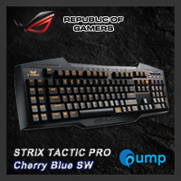 จำหน่าย-ขาย ASUS STRIX TACTIC PRO [CHERRY BLUE SW] TH