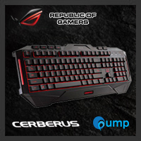 จำหน่าย-ขาย Asus Cerberus Gaming Keyboard (Key-Thai)