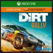 DiRT Rally - Legend Edition - [XboxOne]