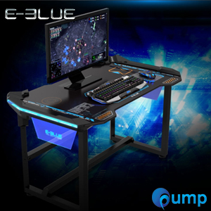 E-Blue Glowing PC Gaming DESK - Size 1.2 m