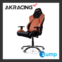 จำหน่าย-ขาย AKRACING PREMIUM Gaming Chair Black Brown V2 [7001-BB]