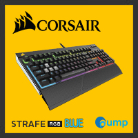 จำหน่าย-ขาย Corsair STRAFE RGB Mechanical Gaming Keyboard — Cherry MX Blue (ENG)