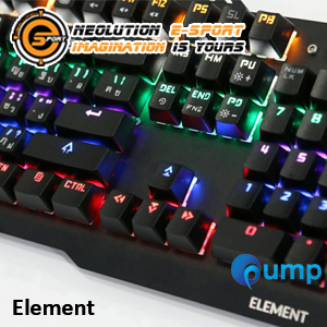 จำหน่าย-ขาย Neolution E-Sport Element Gaming Keyboard