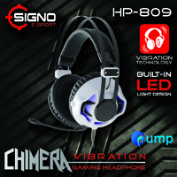จำหน่าย-ขาย Signo E-Sport HP-809 Gaming Headset (White)