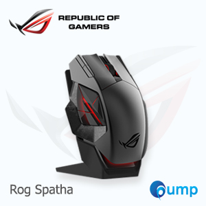 Asus Rog Spatha Wireless and Wired Gaming Mouse