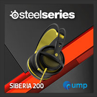 จำหน่าย-ขาย SteelSeries Siberia 200 (Proton Yellow)