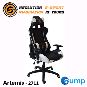 จำหน่าย-ขาย Neolution E-Sport Gaming Chair Artemis - White (CHR-NES-2711BW)