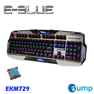 จำหน่าย-ขาย E-Blue EKM729 Mechanic Gaming Keyboard - Outemu Blue Switches (TH)