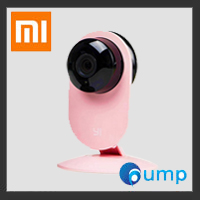 จำหน่าย-ขาย Xiaomi - Yi Smart Camera Color Edition -รุ่น Night Vision (Pink)