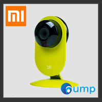จำหน่าย-ขาย Xiaomi - Yi Smart Camera Color Edition - รุ่น Night Vision (Green)