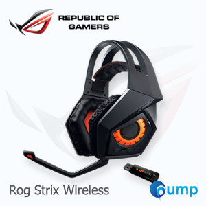 จำหน่าย-ขาย ASUS ROG Strix Wireless 7.1 Sound Gaming Headset