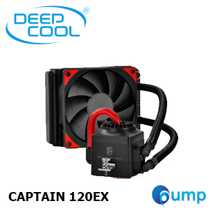 จำหน่าย-ขาย Deepcool Captain 120EX CPU Liquid Cooler
