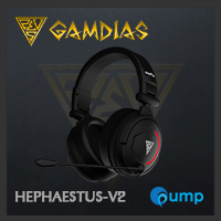 GAMDIAS HEPHAESTUS V2 STEREO LIGHTING Gaming Headset