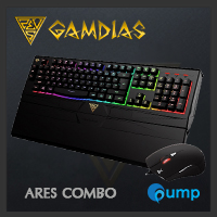 จำหน่าย-ขาย GAMDIAS Ares  Gaming Keyboard and Mouse Combo