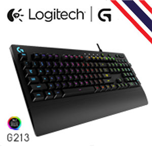 Logitech G213 Prodigy Gaming Keyboard [TH]