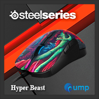 จำหน่าย-ขาย Steelseries Rival 300 CS:GO Hyper Beast Edition