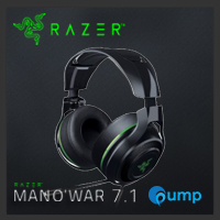 จำหน่าย-ขาย Razer ManOWar 7.1 Gaming Headset LIMITED (Green-Black)