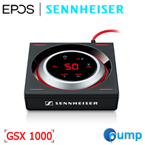 Promotion - Sennheiser GSX1000 Audio Amplifier for PC and Mac