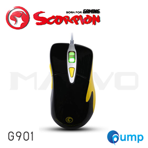 Marvo G901 Macro Advanced Configurable Gaming Mouse รุ่น G901
