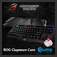 จำหน่าย-ขาย ASUS ROG Claymore Core RGB [Red SW] Gaming Keyboard (ENG)