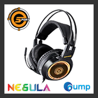 Neolution E-Sport Nebula RGB 7.1 Sound Gaming Headset