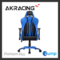 จำหน่าย-ขาย AKRACING Premium Plus Gaming Chair –[PPLUS] (Blue+Black)
