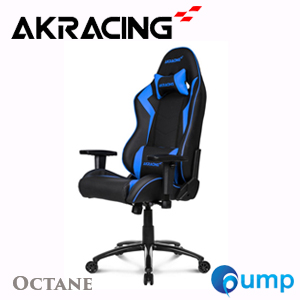 AKRacing Octane Gaming Chair - OCTABL (Black/Blue)
