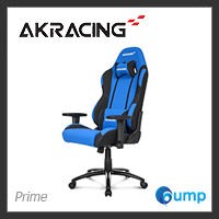 จำหน่าย-ขาย AKRacing Prime Gaming Chair - 7018 (Black/Blue)